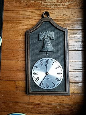 Antique Seth Thomas wall clock for Sale in Springfield, VA