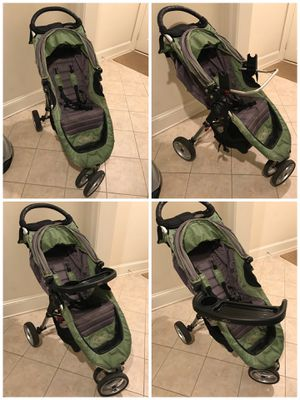 Baby Jogger City Mini Stroller & Graco Infant Car Seat for Sale in Alexandria, VA