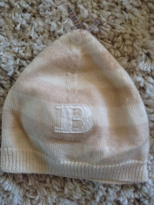 111e31bacdb Burberry baby hat for Sale in Tacoma