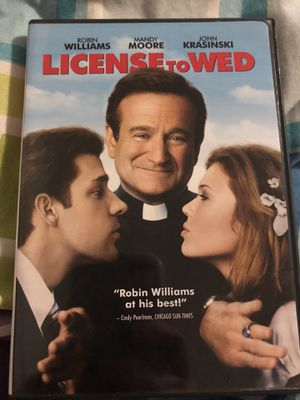 License to Wed, DVD for Sale in Salt Lake City, UT