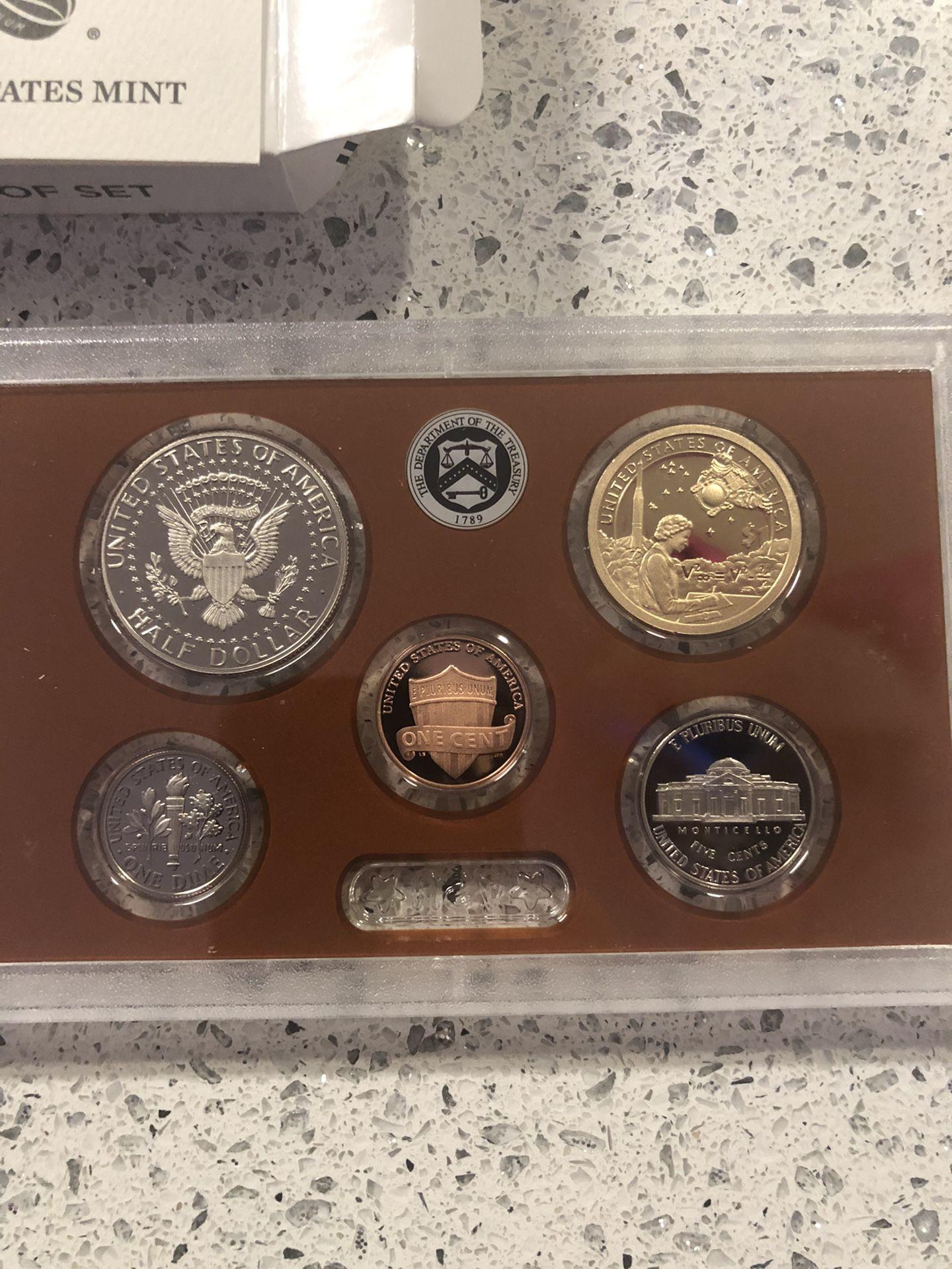 2019 United States Mint Proof Set