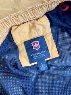 Victorinox Swiss Army Board Shorts Swim Trunks. Size Large. Good Condition, See All Pics  Thumbnail