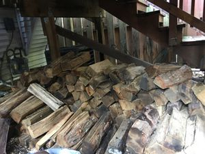 1/4 cord of wood for pick up for Sale in Alexandria, VA