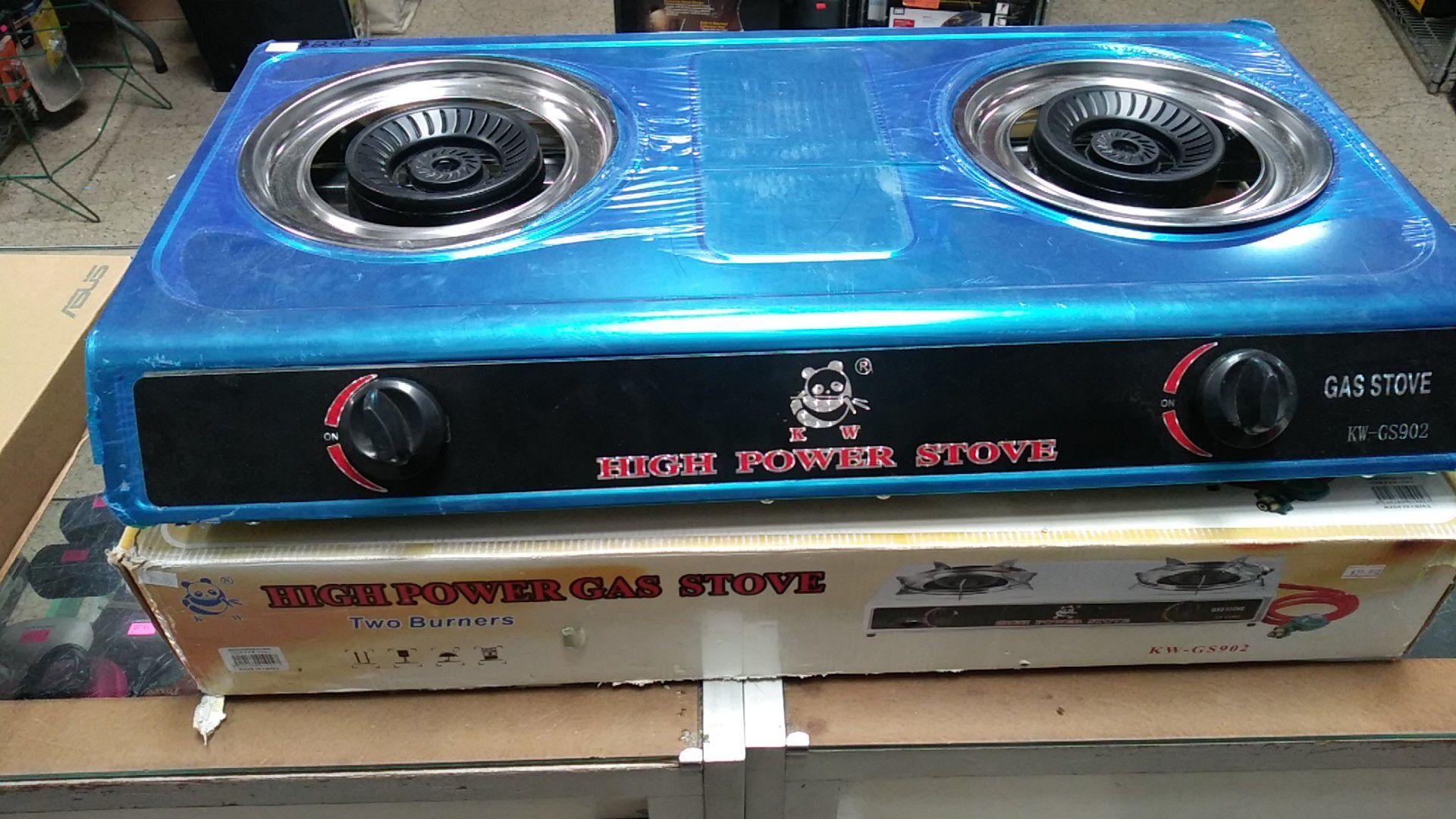 High power stove