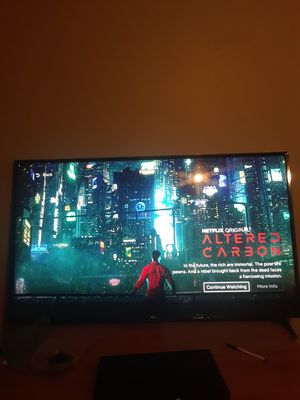 55 inch LG smart tv for Sale in Silver Spring, MD