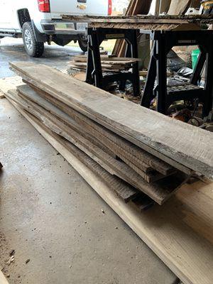 Photo Dimensional Walnut - Reclaimed Lumber - Walnut Slabs - Barnwood