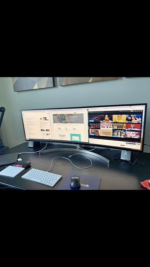New and Used Curved monitor for Sale in Sunnyvale, CA - OfferUp