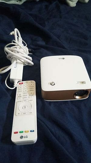 LG Wireless PROJECTOR for Sale in Gardena, CA