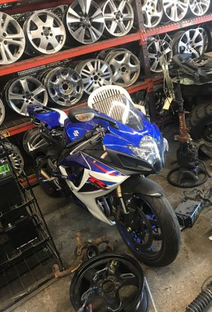 07 GSX-R 750 Motorcycle for Sale in Brentwood, MD