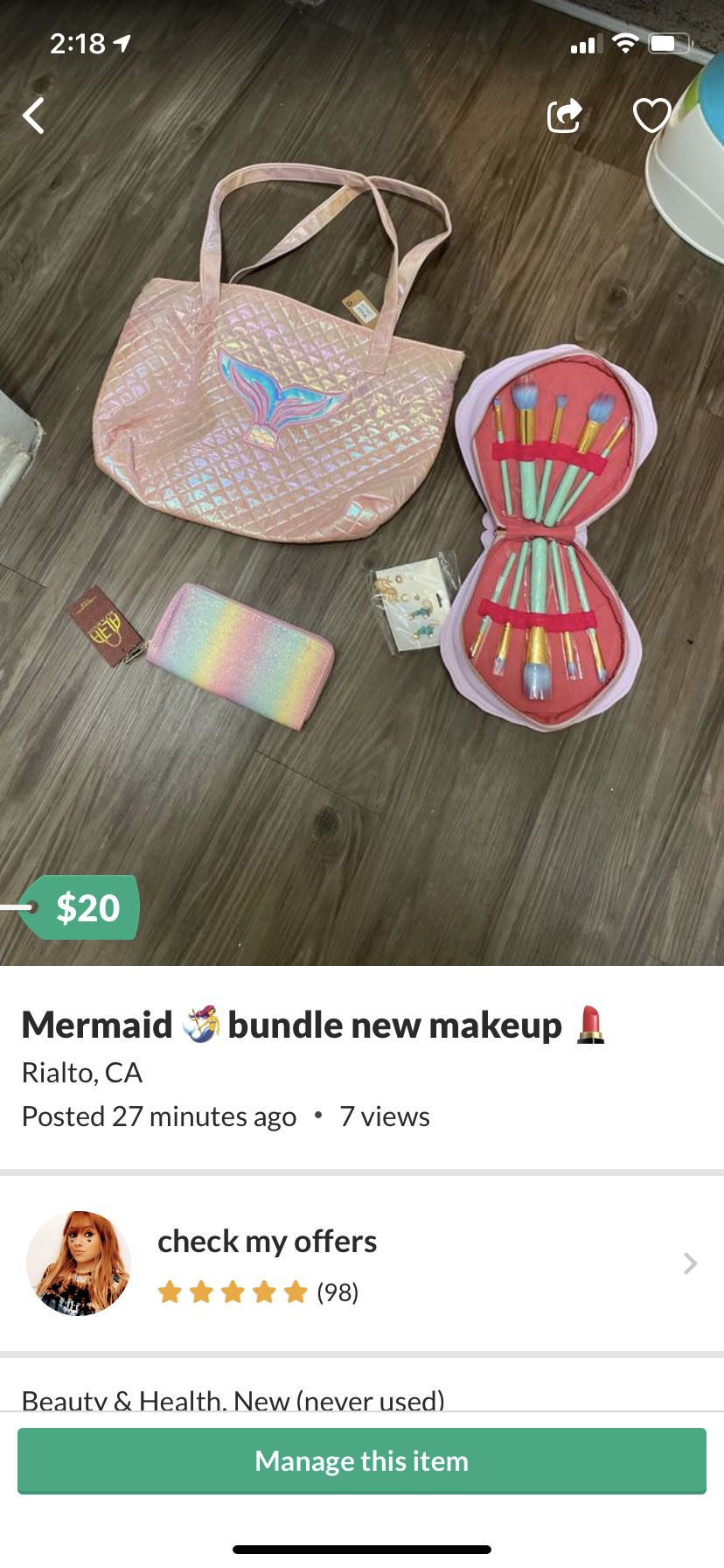 Mermaid set new