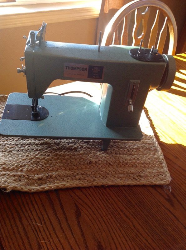 Thompson Mini WalkerSailrite Sewing Machine For Sale In Lebanon OR Magnificent Sailrite Sewing Machine For Sale