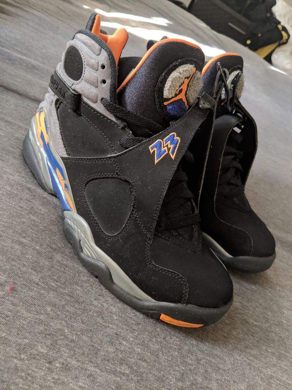 6213e88eff8 Air Jordan 8 Retro 'Phoenix Suns' - Size 8 - 8.5/10 - $150 for Sale ...