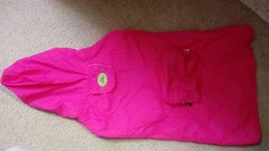 fabdog large packable dog raincoat for Sale in Tacoma, WA