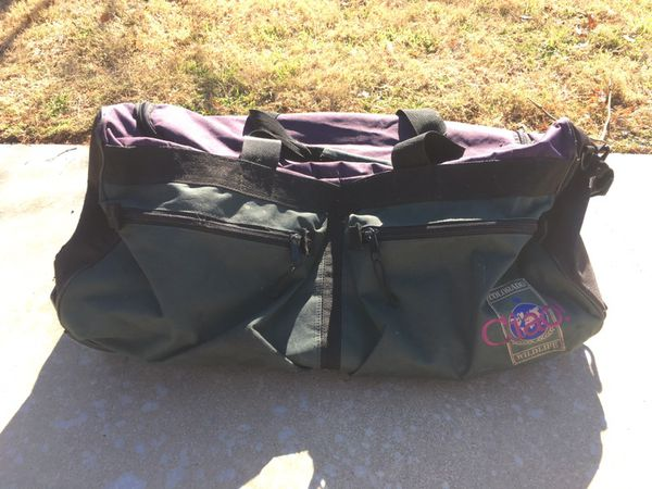 fadd65d81d9f Colorado Wildlife Ciao! Rolling Duffle Bag for Sale in Hudson Oaks
