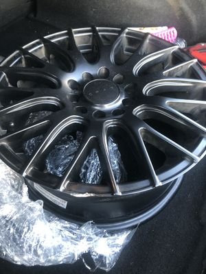 Photo DRAG DR-69 RIMS (ALL 4) SIZE 16