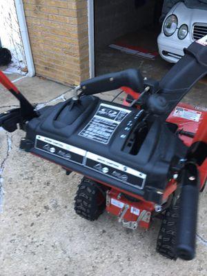 Photo Brand New Electric start Craftsman Snow Blower 26 in. Etc
