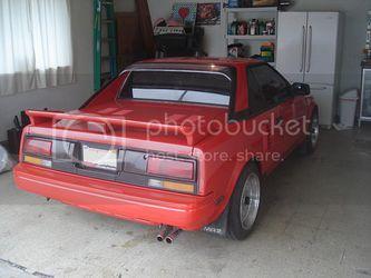 1988 Toyota MR2 Thumbnail
