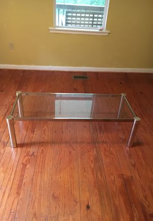 Coffee Table, 3' x 1' for Sale in Faber, VA