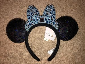 Disneyland Diamond Celebration Ears for Sale in Orlando, FL