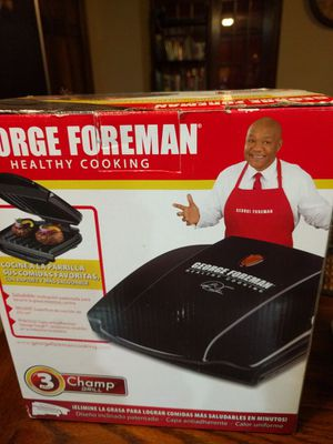 George Foreman for Sale in Boston, MA