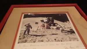 Apolo 15 foto firmada por Irwin James B. for Sale in Waldorf, MD