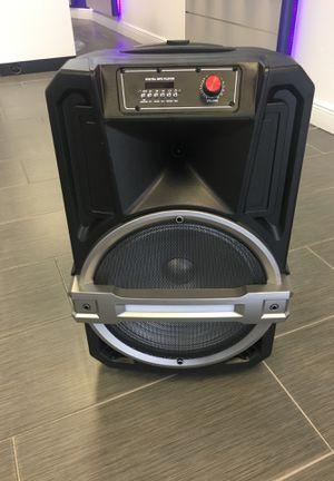"Bluetooth Speaker 15"" for Sale in Orlando, FL"