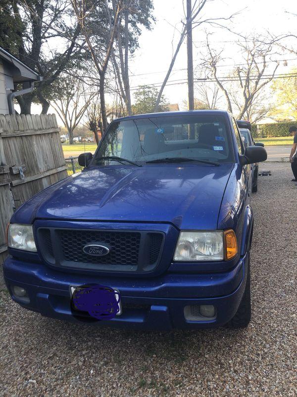 Ford Ranger Edge Year 2004 V6 3 0 Standard Engine Does Not