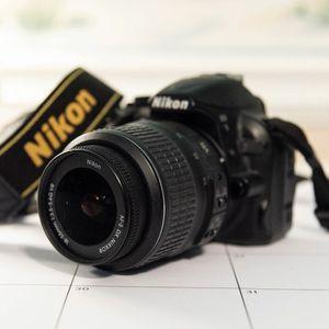 Nikon D3100 for Sale in Jefferson, GA