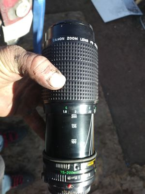 Zoom lens for Sale in Denver, CO