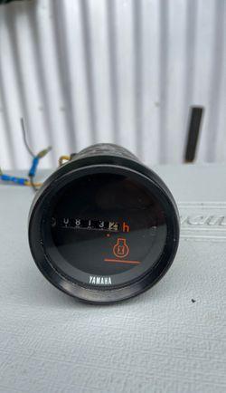 Yamaha hours gauge Thumbnail