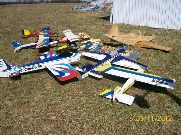 RC planes and equipment sale or trade for Sale in Harrisville, WV - OfferUp