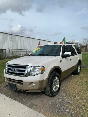 Photo 2012 Ford Expedition King Ranch 4x4 1990$ Home Financing