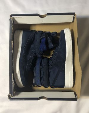 Wmns SF Air Force 1 High 'Midnight Navy' Sz for Sale in Temecula, CA