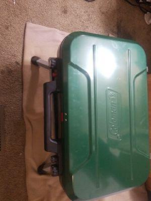 COLEMAN EVEN TEMP 3 burner family stove for Sale in Salt Lake City, UT