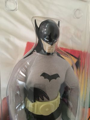 1939 Detective # 27 Mego Style Batman Figure The Dark Knight  Ultra Limited
