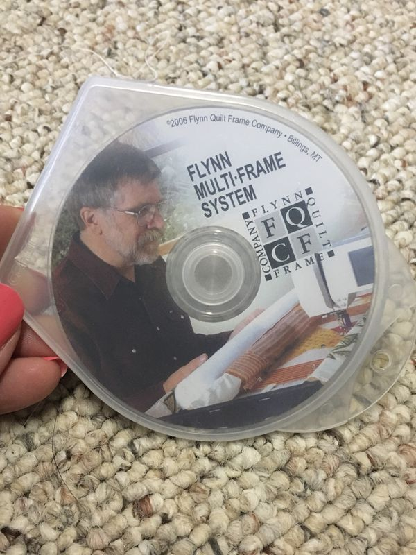 Flynn Multi-Frame System for hand & machine quilting for Sale in ...