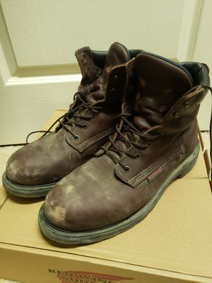 Photo Red Wing Boots Men's Size 11.5