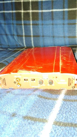 BRIDGEABLE AMPLIFIER,HIGH POWER BASS for Sale in Compton, CA