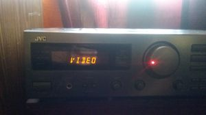 JVC digital, multi component , surround reciever. 2(two) Jensen 😊 speakers retail for $218.00... for Sale in Tarentum, PA