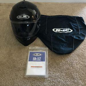 HJC IS-17 motorcycle helmet for Sale in Fairfax, VA