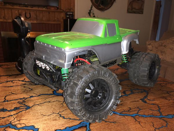 Traxxas stampede 4x4 fully upgraded for Sale in Wheaton, IL - OfferUp