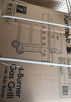 Kenmore 4 burner has grill for Sale in Silver Spring, MD