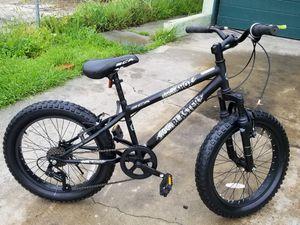 Photo Fat tire bike mongoose size20 $120