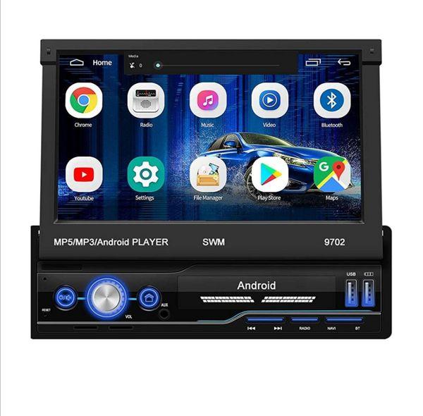 Jacksonville Car Dealerships >> Single Din Car Stereo with GPS Navigation,WZTO 7 inch for ...