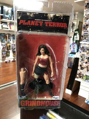 Cherry Rose McGowan Planet Terror Grindhouse NECA Reel Toys for Sale in La Habra, CA