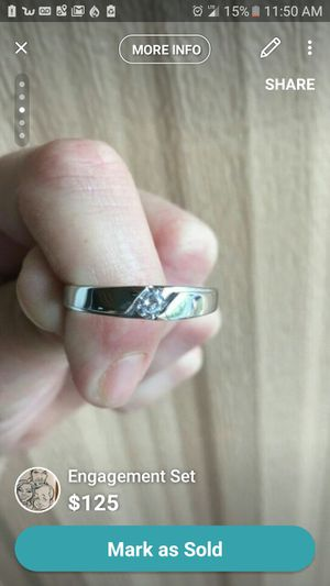 Mans Ring for Sale in Inwood, WV