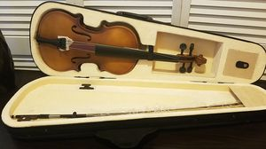 2 New violins, never used 4/4 both. Essential Elements 2000 for strings book included for Sale in Buena Ventura Lakes, FL