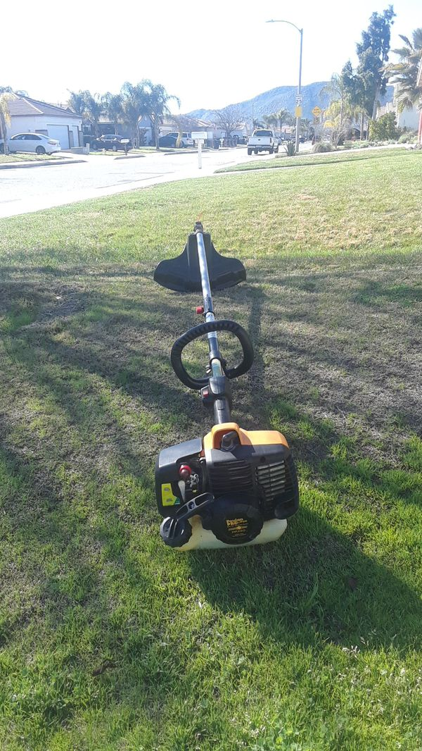 weed eater pp330 33cc gas trimmer