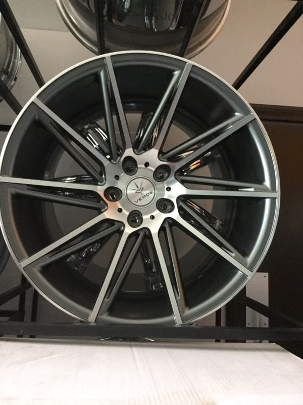 Bmw Wheels Verde Staggered 19 Quot Rims Auto Parts In San