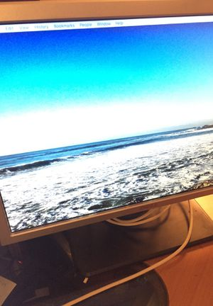 Dell 20 inch computer monitor for Sale in Rockville, MD